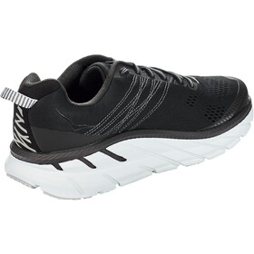 Hoka One One Clifton 6 Scarpe da corsa Uomo, black/white